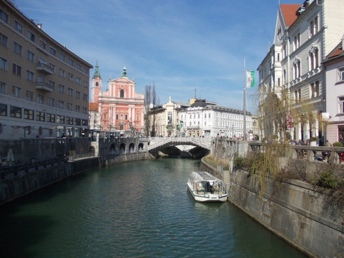 Ljubljana guided tour