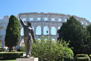 Pula Croatia tour guide