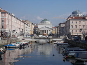 Italy Trieste guided tour