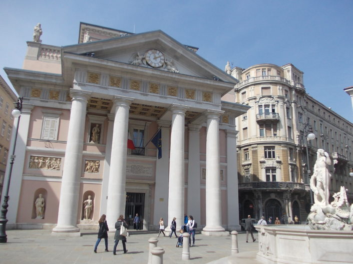 Trieste Italy guided tour